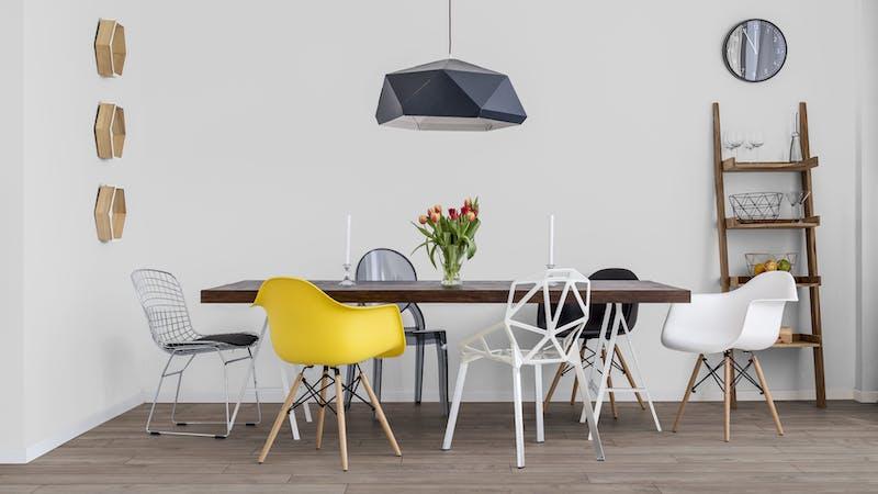 Laminat Kronotex Exquisit Nostalgie Teak Silber Produktbild Küche & Esszimmer - Modern mit Treppe zoom