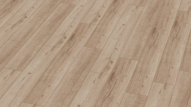 Laminat Kronotex Robusto Rip Oak Nature Produktbild Musterfläche von oben grade zoom