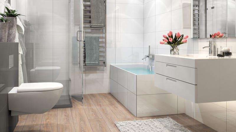 Laminat  Produktbild Badezimmer - Klassisch zoom