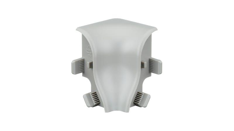 Innenecke - Hellgrau - 40 mm Produktbild