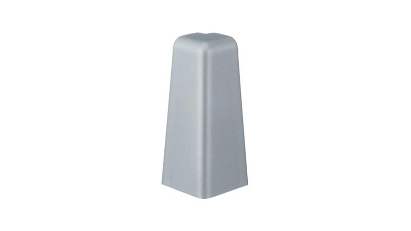 Außenecke - Silber - 58 mm Produktbild