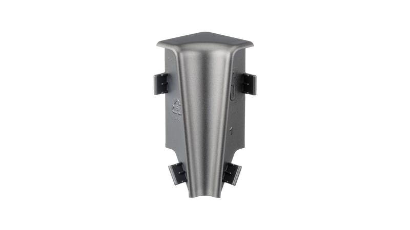 Innenecke - Edelstahl - 58 mm Produktbild