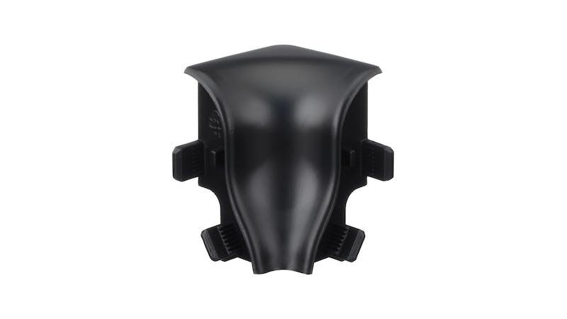Innenecke - Schwarz - 40 mm Produktbild