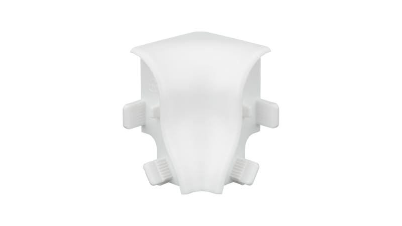 Innenecke - Weiß - 40 mm Produktbild