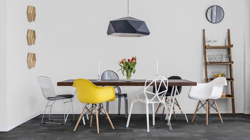 Laminat Classen Visiogrande Ölschiefer Produktbild Küche & Esszimmer - Modern mit Treppe zoom
