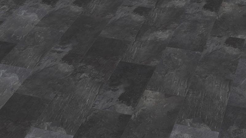 Laminat Classen Visiogrande Ölschiefer Produktbild Musterfläche von oben grade zoom