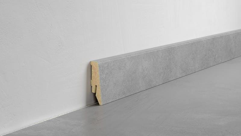 Fußleiste Exquisit - Concrete Produktbild