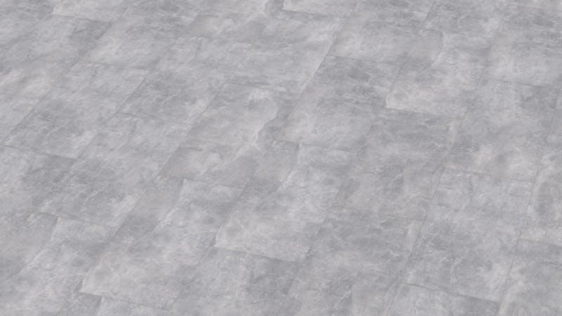Laminat Classen Visiogrande Sichtestrich Hell Produktbild Musterfläche von oben grade zoom
