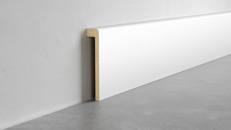 Fliesenabdeckleiste - Weiß - Höhe: 100 mm Produktbild