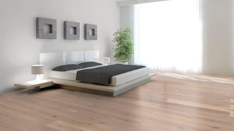 Parkett BoDomo Exquisit Lucca Produktbild Schlafzimmer - Urban zoom