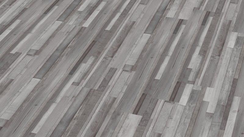 Laminat BoDomo Klassik Patchwork Produktbild Musterfläche von oben grade zoom
