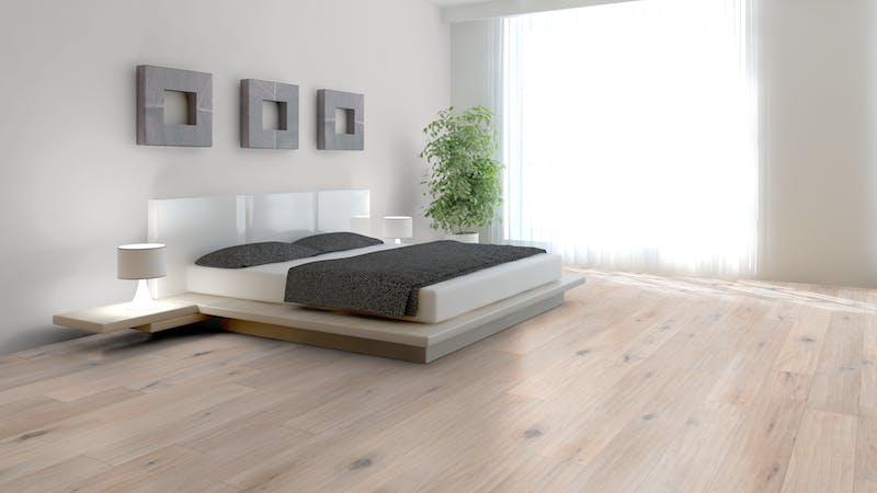 Parkett BoDomo Premium Roma Produktbild Schlafzimmer - Urban zoom