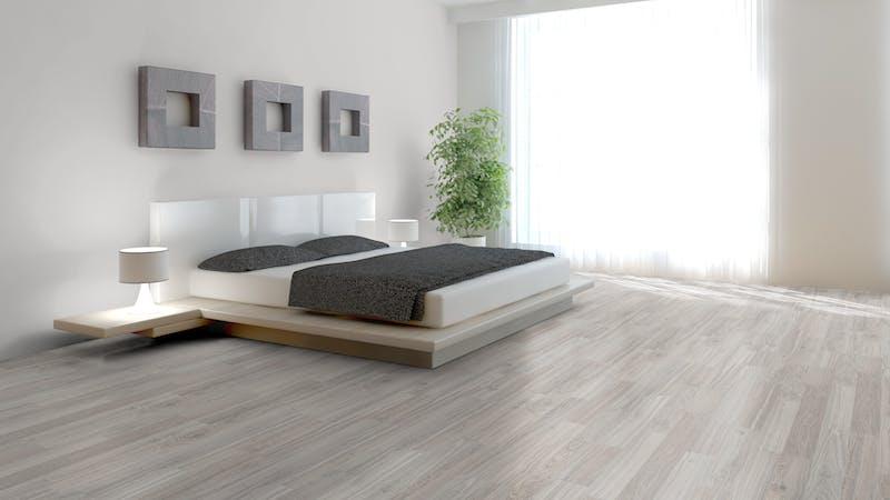 Laminat BoDomo Klassik Maineiche Produktbild Schlafzimmer - Urban zoom