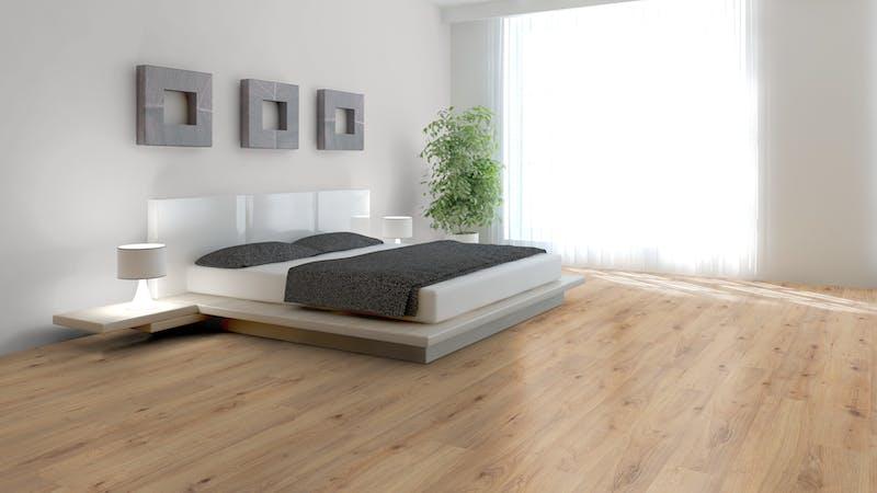 Laminat BoDomo Klassik Eiche Millenium Produktbild Schlafzimmer - Urban zoom