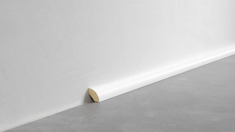 Viertelstab - Weiß - 17 mm Produktbild