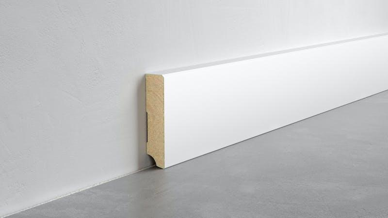 """Fußleiste Premium """"Weimarer Leiste"""" - Weiß Produktbild"""