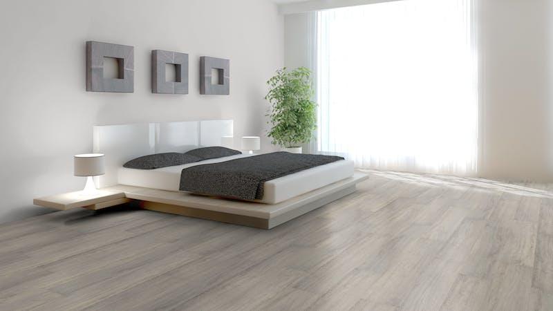 Klick-Vinyl BoDomo Exquisit Gletschereiche Grau Produktbild Schlafzimmer - Urban zoom
