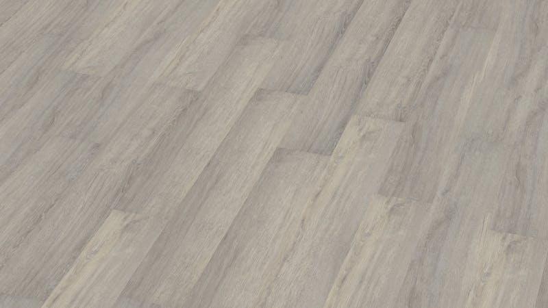 Klick-Vinyl BoDomo Exquisit Gletschereiche Grau Produktbild Musterfläche von oben grade zoom