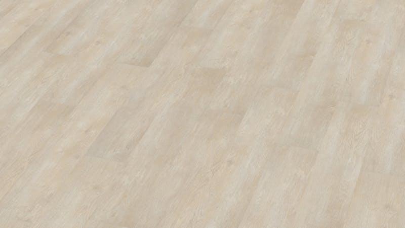 Klick-Vinyl BoDomo Exquisit Gletschereiche Weiß Produktbild Musterfläche von oben grade zoom