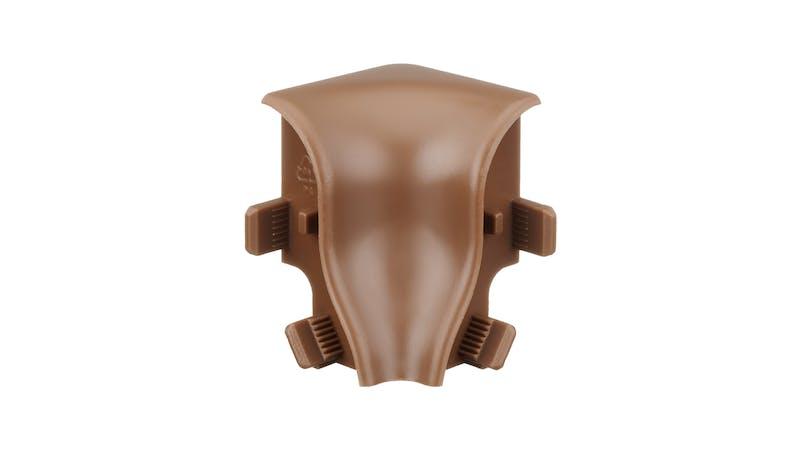 Innenecke - Tabakbraun - 40 mm Produktbild