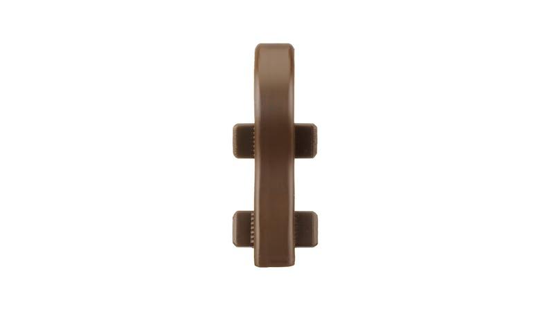 Verbinder - Marone - 40 mm Produktbild