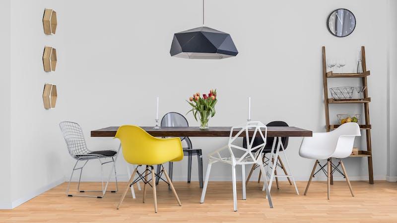 Laminat Kronotex Dynamic Buche Produktbild Küche & Esszimmer - Modern mit Treppe zoom