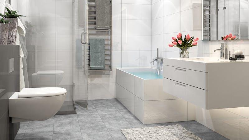 Laminat Falquon Glamour Solino Produktbild Badezimmer - Klassisch zoom