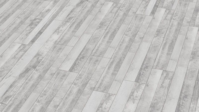 Laminat BoDomo Klassik Multistripe Country Produktbild Musterfläche von oben grade zoom