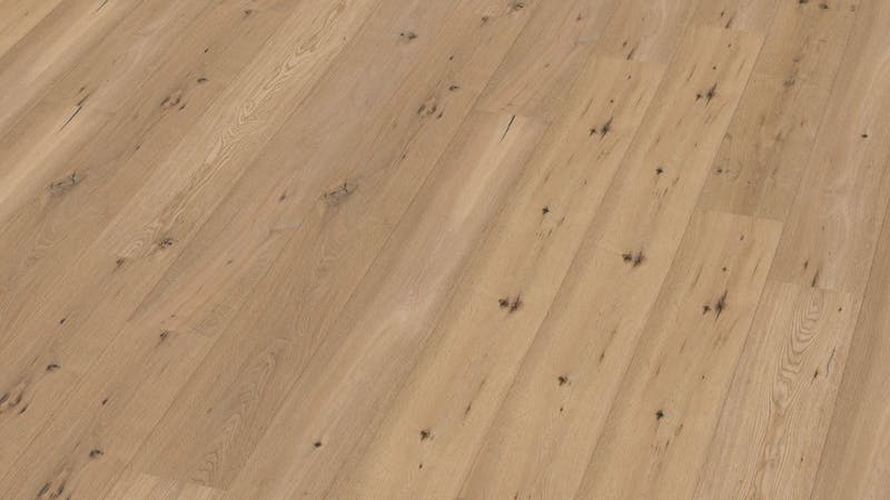 Parkett BoDomo Premium Genua Produktbild Musterfläche von oben grade zoom