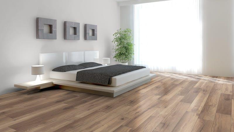 Laminat Kronoflooring MyArt Wild West Oak Produktbild Schlafzimmer - Urban zoom