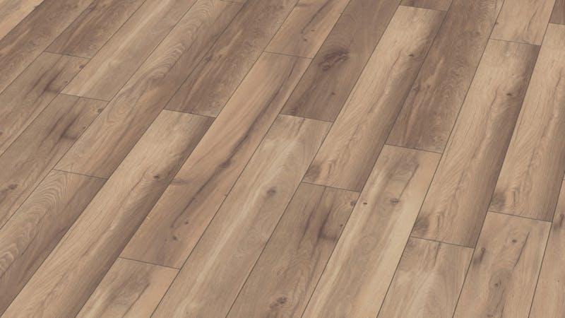 Laminat Kronoflooring MyArt Wild West Oak Produktbild Musterfläche von oben grade zoom