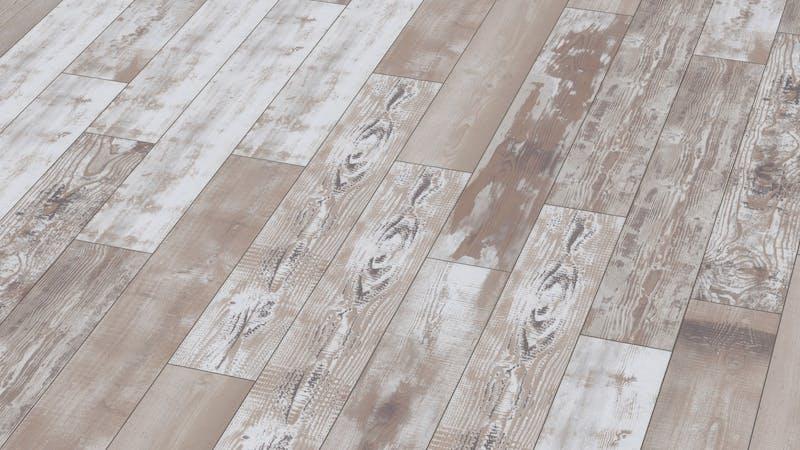 Laminat Kronoflooring MyArt Shack Pine Produktbild Musterfläche von oben grade zoom