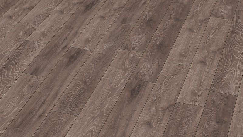 Laminat Kronoflooring MyArt Earthen Oak Produktbild Musterfläche von oben grade zoom