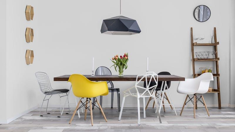 Laminat Kronoflooring MyDream Native Urban Pine Produktbild Küche & Esszimmer - Modern mit Treppe zoom