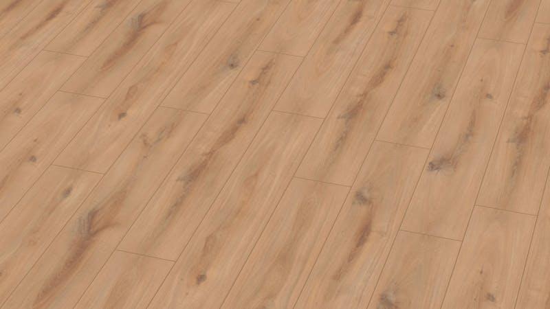 Laminat Kronoflooring MyDream Golden Vista Oak Produktbild Musterfläche von oben grade zoom
