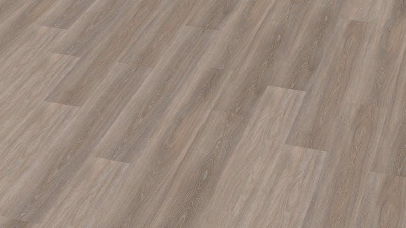 Klick-Vinyl BoDomo Exquisit Aspen Oak Produktbild Musterfläche von oben grade zoom