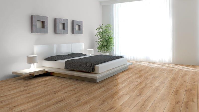 Laminat BoDomo Exquisit Eiche Tradition Produktbild Schlafzimmer - Urban zoom