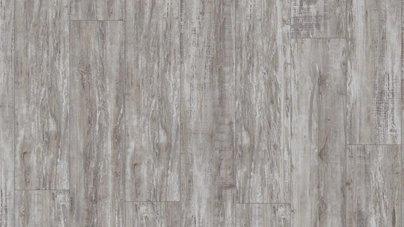 Laminat BoDomo Exquisit Antik Pine Arctic Produktbild Musterfläche von oben schräg zoom