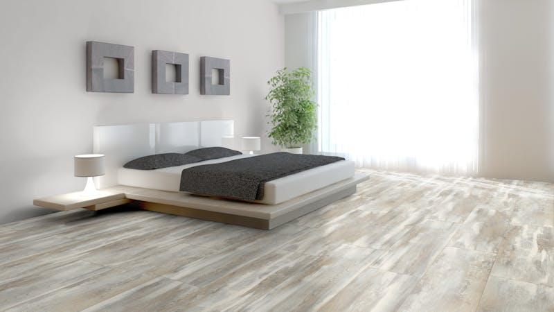 Laminat BoDomo Premium Iceland Oak Produktbild Schlafzimmer - Urban zoom