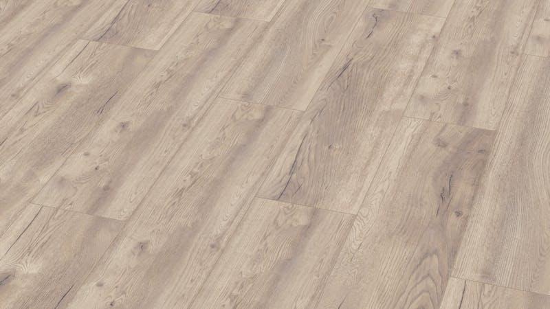 Laminat BoDomo Premium Nordic Oak Produktbild Musterfläche von oben grade zoom