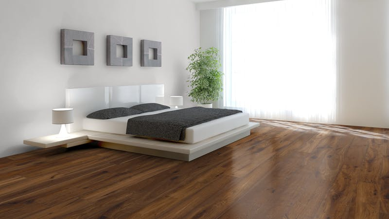 Parkett BoDomo Premium Neapel Produktbild Schlafzimmer - Urban zoom