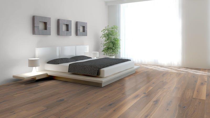Parkett BoDomo Premium Florenz Produktbild Schlafzimmer - Urban zoom