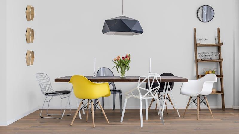 Parkett BoDomo Premium Florenz Produktbild Küche & Esszimmer - Modern mit Treppe zoom