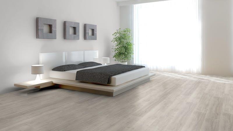 Rigid-Vinyl mit integrierter Dämmung  Produktbild Schlafzimmer - Urban zoom