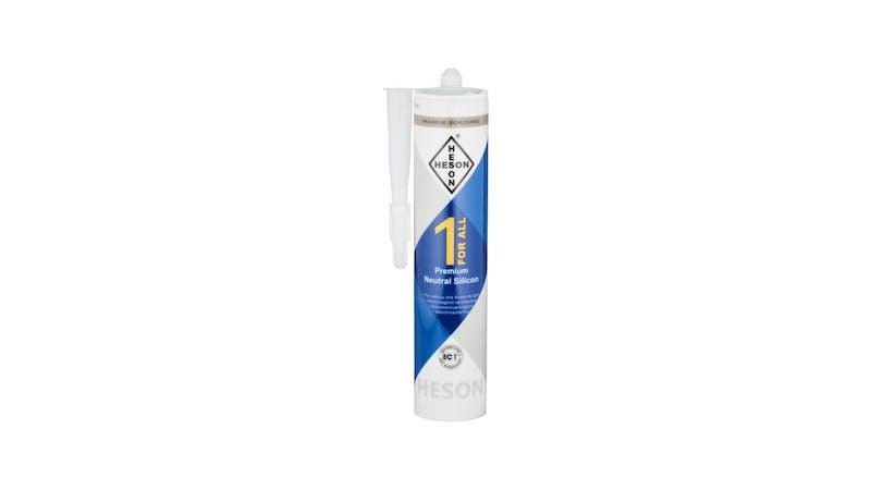 Silikon - Graubeige - 310 ml Produktbild