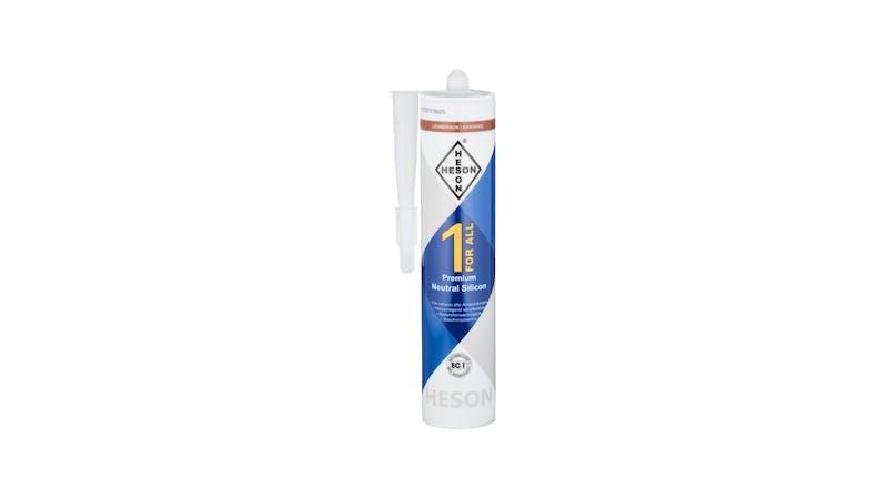 Silikon - Lehmbraun - 310 ml Produktbild