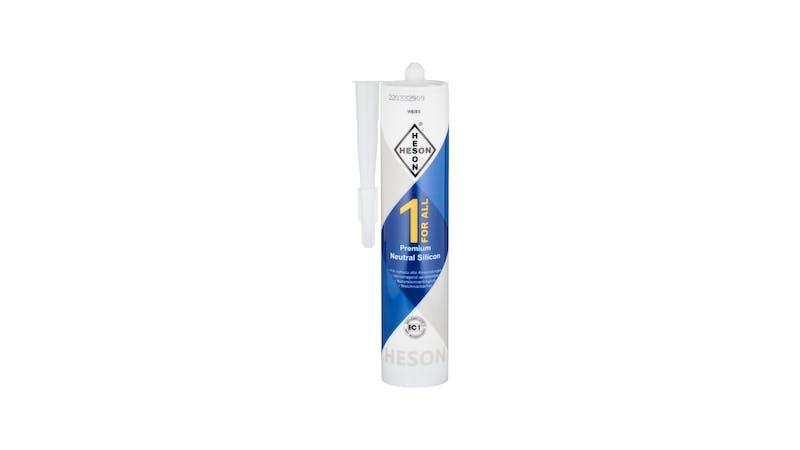 Silikon - Weiß - 310 ml Produktbild