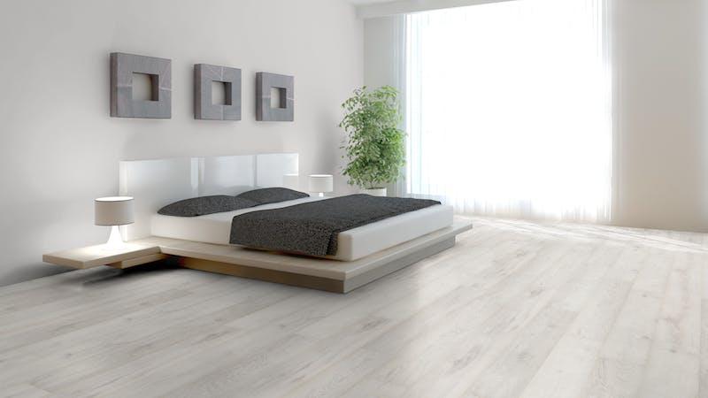 Laminat BoDomo Klassik Island Oak Produktbild Schlafzimmer - Urban zoom