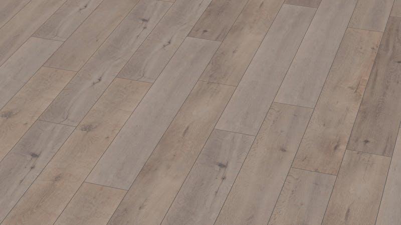 Laminat BoDomo Exquisit Special Oak Produktbild Musterfläche von oben grade zoom