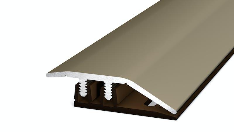 Anpassungsprofil - Edelstahl matt - 34 mm x 270 cm Produktbild